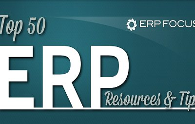 ERP resources and tips 2013