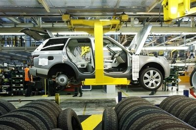 How to Manage Output Capacity with Manufacturing ERP - Car Factory