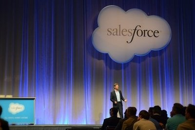 Amid Acquisition Rumors, Salesforce Partners with Sage - Salesforce