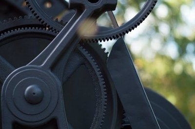 Manufacturing ERP data migration - gears