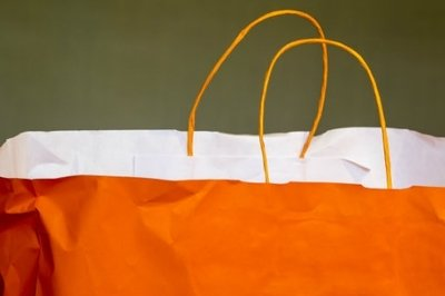 retail ERP implementation - shopping bag
