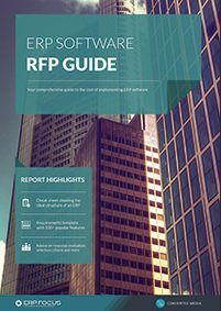 ERP Software RFP Guide - Thumbnail