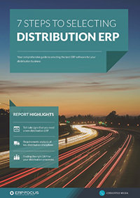 7 steps to selecting distribution ERP - thumbnail 200