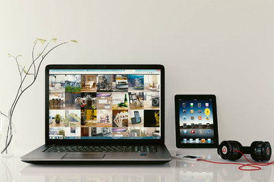IoT ERP - mobile devices