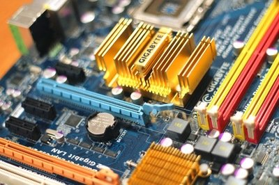 electronics ERP features - circuit board