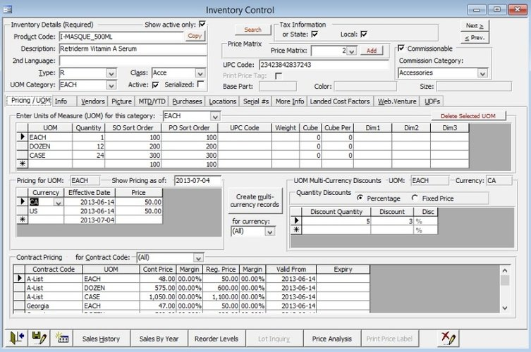 Blue Link ERP Software ERP Pricing Demo Comparison Tool – List of Erp Systems
