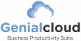 Genialcloud Project ERP Software Logo
