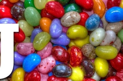 a to z jelly bean