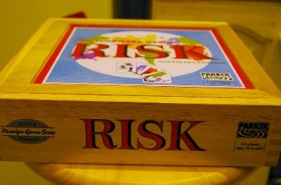 ERP Master Data Risk Image Board Game