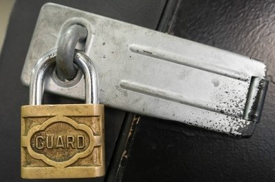 Padlock Safe ERP Security Risks