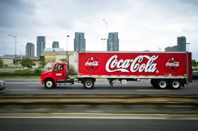Distribution ERP Requirements Gathering - Coca Cola Truck