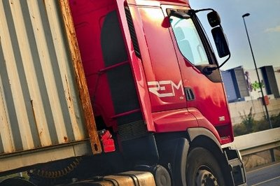How to Track Your Supply Chain with ERP - Truck