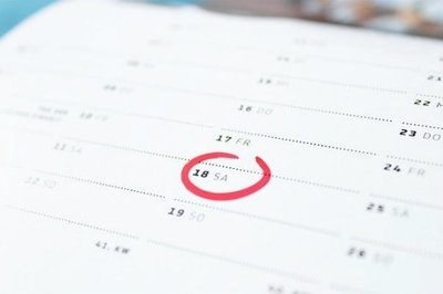 4 Events That Will Throw Your ERP Project Schedule - Calendar