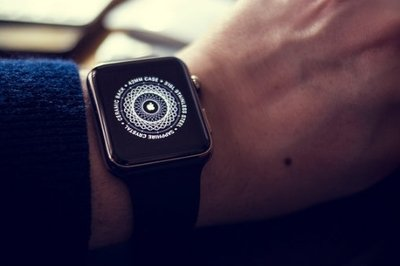 wearable erp technology - apple watch