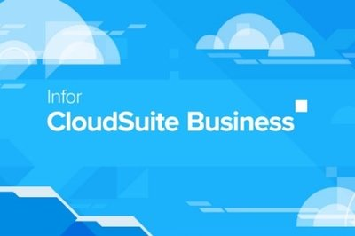 Infor cloudsuite business ERP