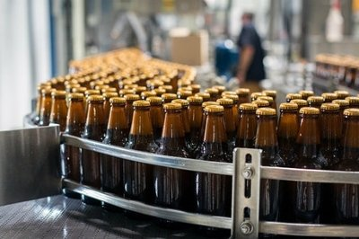 Invest in process manufacturing ERP - bottles