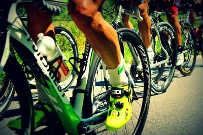 ERP team motivation - cyclists