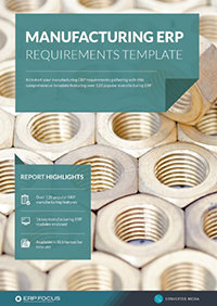 manufacturing erp requirements template - thumbnail 200