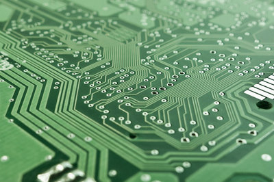 electronics ERP systems - circuit board