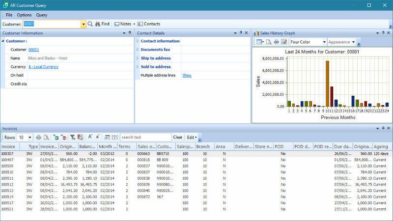 SYSPRO ERP Vendor Profile Company On ERPFocus