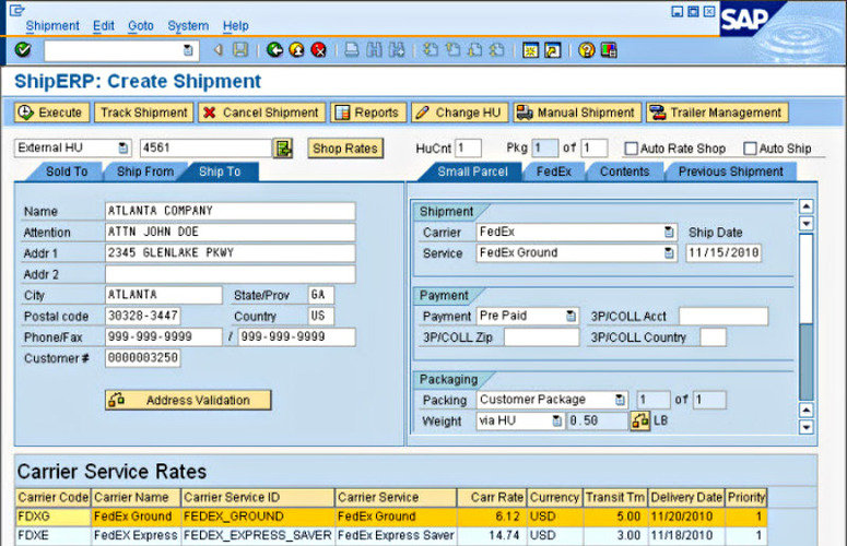 SAP ERP Software – ERP Pricing, Demo & Comparison Tool