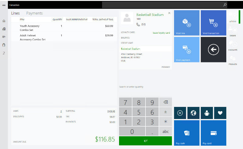 Dynamics 365 for Operations - ERP Pricing, Demo & Comparison
