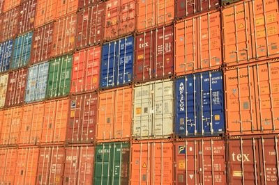 ERP for global trade - shipping containers