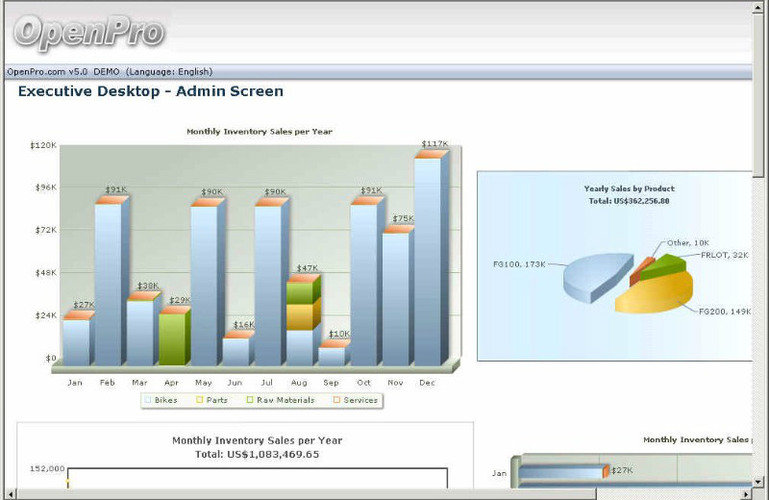 Openpro Erp Software Erp Pricing Demo Amp Comparison Tool