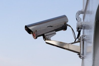 ERP security survey - CCTV camera