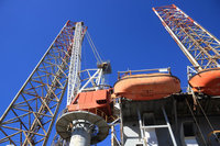 oil and gas ERP - oil rig