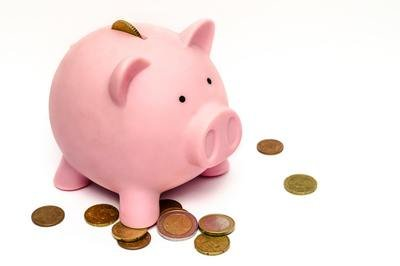 ERP finance module - piggy bank