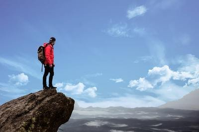 ERP selection success - hiker