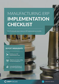 Manufacturing ERP implementation checklist - thumbnail 200