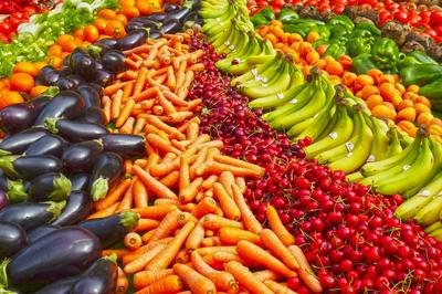 Food ERP - fruit and veg
