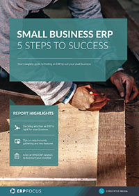 small business ERP guide - thumbnail