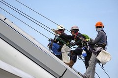 ERP and risk management - abseiling