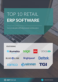 Three reasons to consider an ERP with omnichannel features
